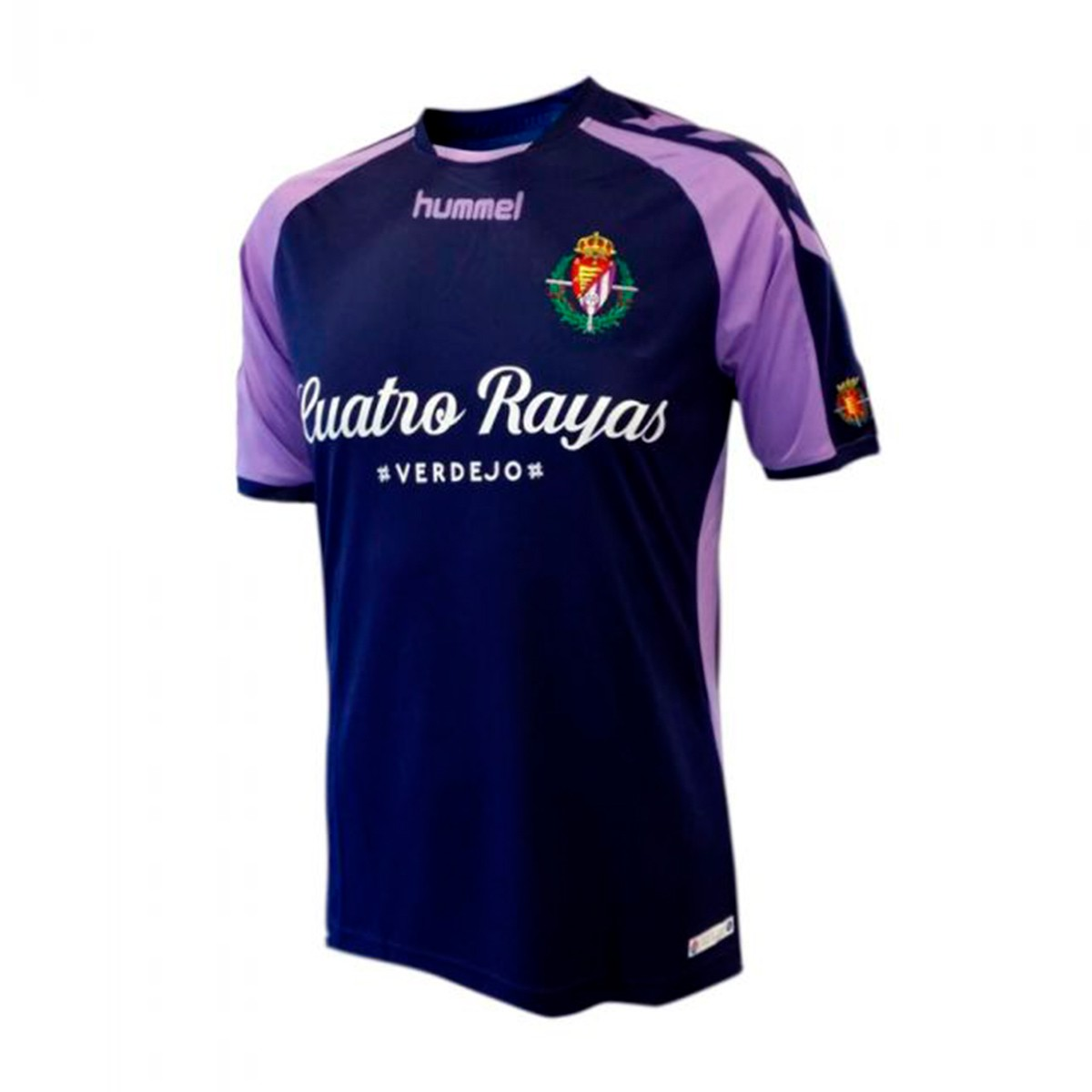 Hummel Real Valladolid CF 2018-2019 Away Jersey