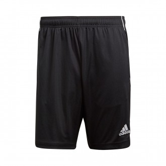 Bermudas  adidas Core 18 Black-White