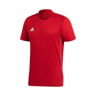 Jersey  adidas Core 18 Power red-White