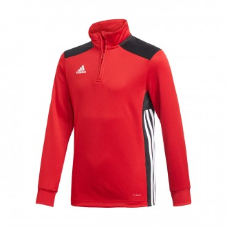 Sweatshirt  adidas Regista 18 Training Power red-Black