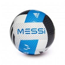 Balón Messi Football blue-Black-White