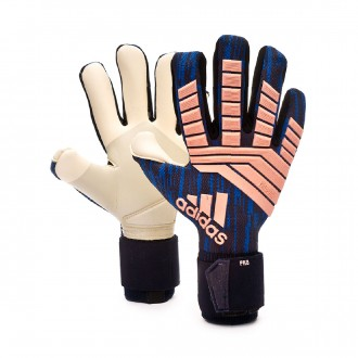 Guante  adidas Predator Pro Cold Mode Trace royal-Clear orange-Tech ink