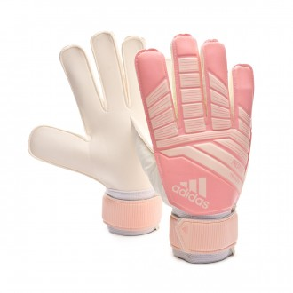 Guante  adidas Predator Training Clear orange-Trace pink