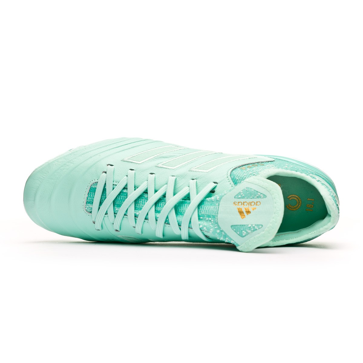 official photos 04d94 a1246 Boot adidas Copa 18.1 FG Clear mint-Clear mint-Gold metallic - Leaked soccer