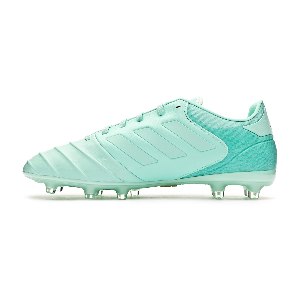 the best attitude 01709 1bca1 Boot adidas Copa 18.2 FG Clear mint-Clear mint-Gold metallic - Football  store Fútbol Emotion