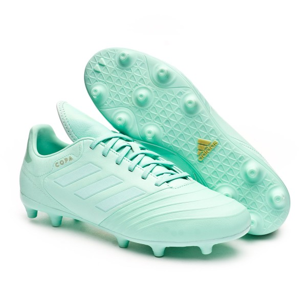 7788623b00a7 Football Boots adidas Copa 18.3 FG Clear mint-Clear mint-Gold metallic -  Football store Fútbol Emotion
