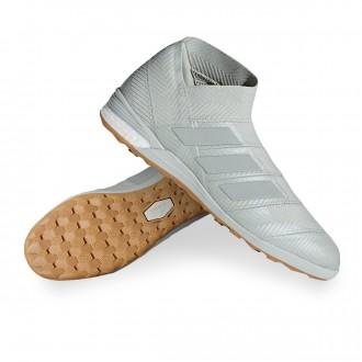 Futsal Boot  adidas Nemeziz Tango 18+ IN Ash silver-White tint