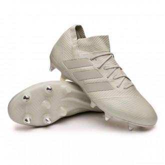 Bota  adidas Nemeziz 18.1 SG Ash silver-White tint