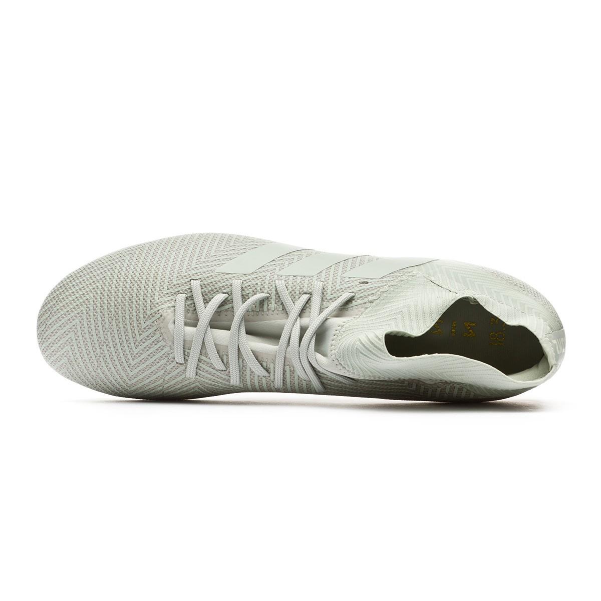 c4f5e58a64e Football Boots adidas Nemeziz 18.3 FG Ash silver-White tint - Tienda de  fútbol Fútbol Emotion