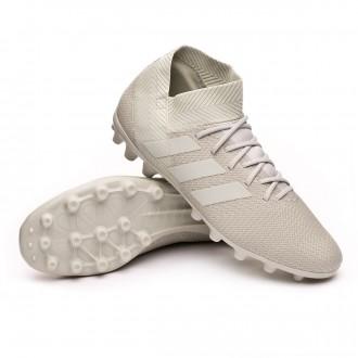 Bota  adidas Nemeziz 18.3 AG Ash silver-White tint