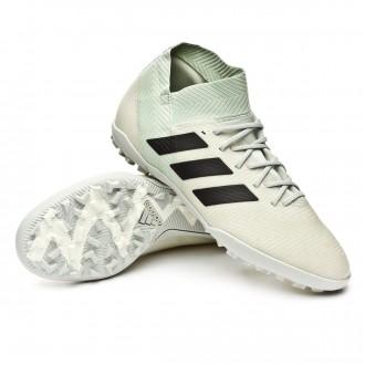Football Boot  adidas Nemeziz Tango 18.3 Turf Ash silver-White tint
