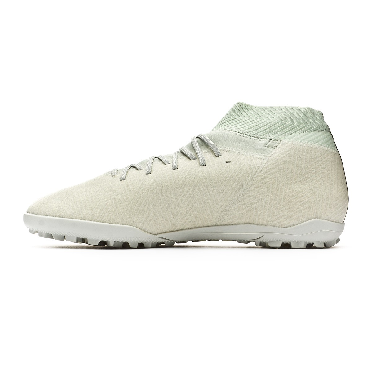 106e1645f28 Football Boot adidas Nemeziz Tango 18.3 Turf Ash silver-White tint - Tienda  de fútbol Fútbol Emotion