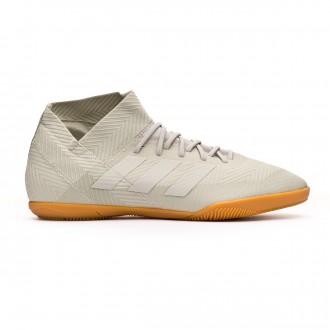 Zapatilla  adidas Nemeziz Tango 18.3 IN Ash silver-White tint