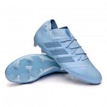 Football Boots Nemeziz Messi 18.1 FG Ash blue-Raw grey