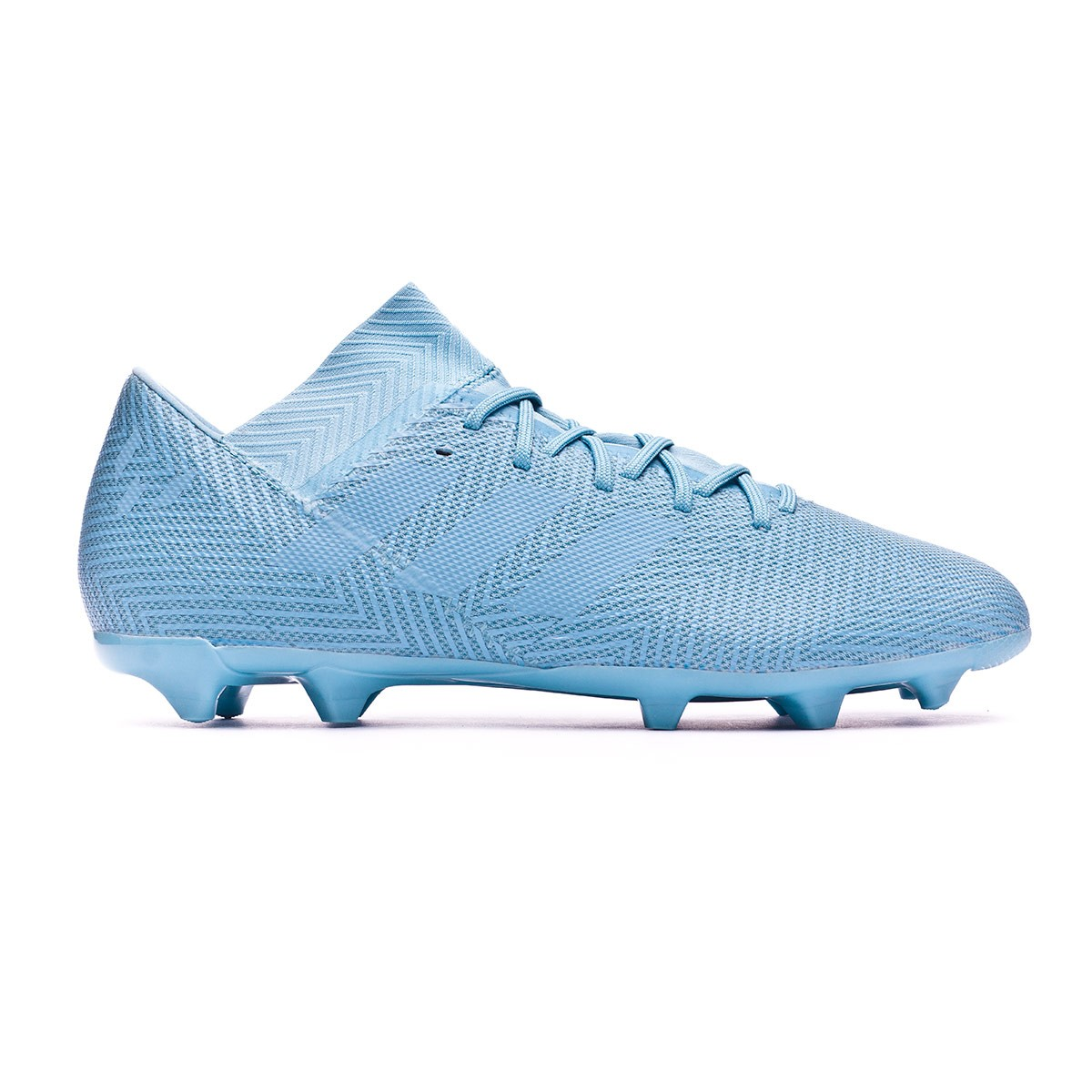 253cb8a8faad Football Boots adidas Nemeziz Messi 18.3 FG Ash blue-Raw grey - Tienda de  fútbol Fútbol Emotion