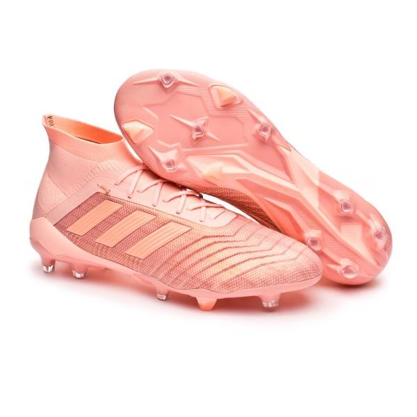 Boot adidas Predator 18.1 FG Clear orange-Trace pink - Leaked soccer f1a489e9cb5bc