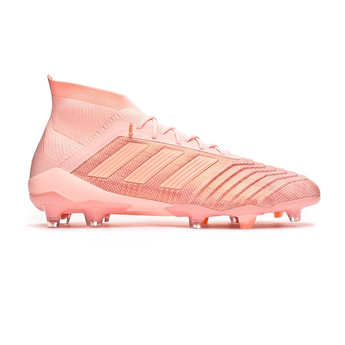 053fbe0b3186aa Boot adidas Predator 18.1 FG Clear orange-Trace pink - Football store  Fútbol Emotion