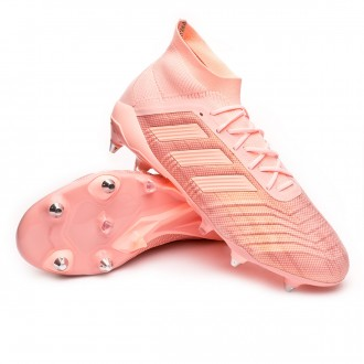 Scarpe calcio  adidas Predator 18.1 SG Clear orange-Trace pink