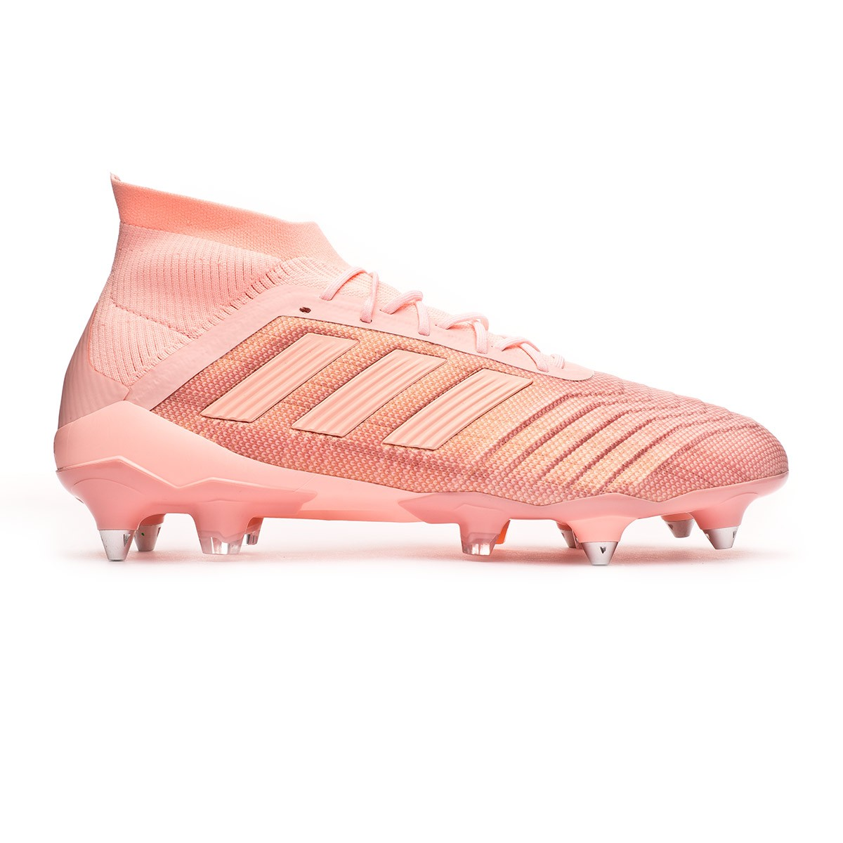 d02027db3 Football Boots adidas Predator 18.1 SG Clear orange-Trace pink - Football  store Fútbol Emotion