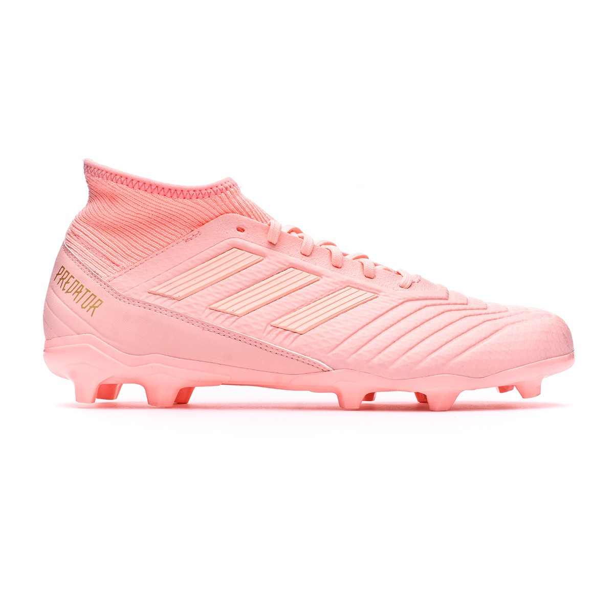 buy popular 8eb00 935c5 Football Boots adidas Predator 18.3 FG Clear orange-Trace pink - Football  store Fútbol Emotion
