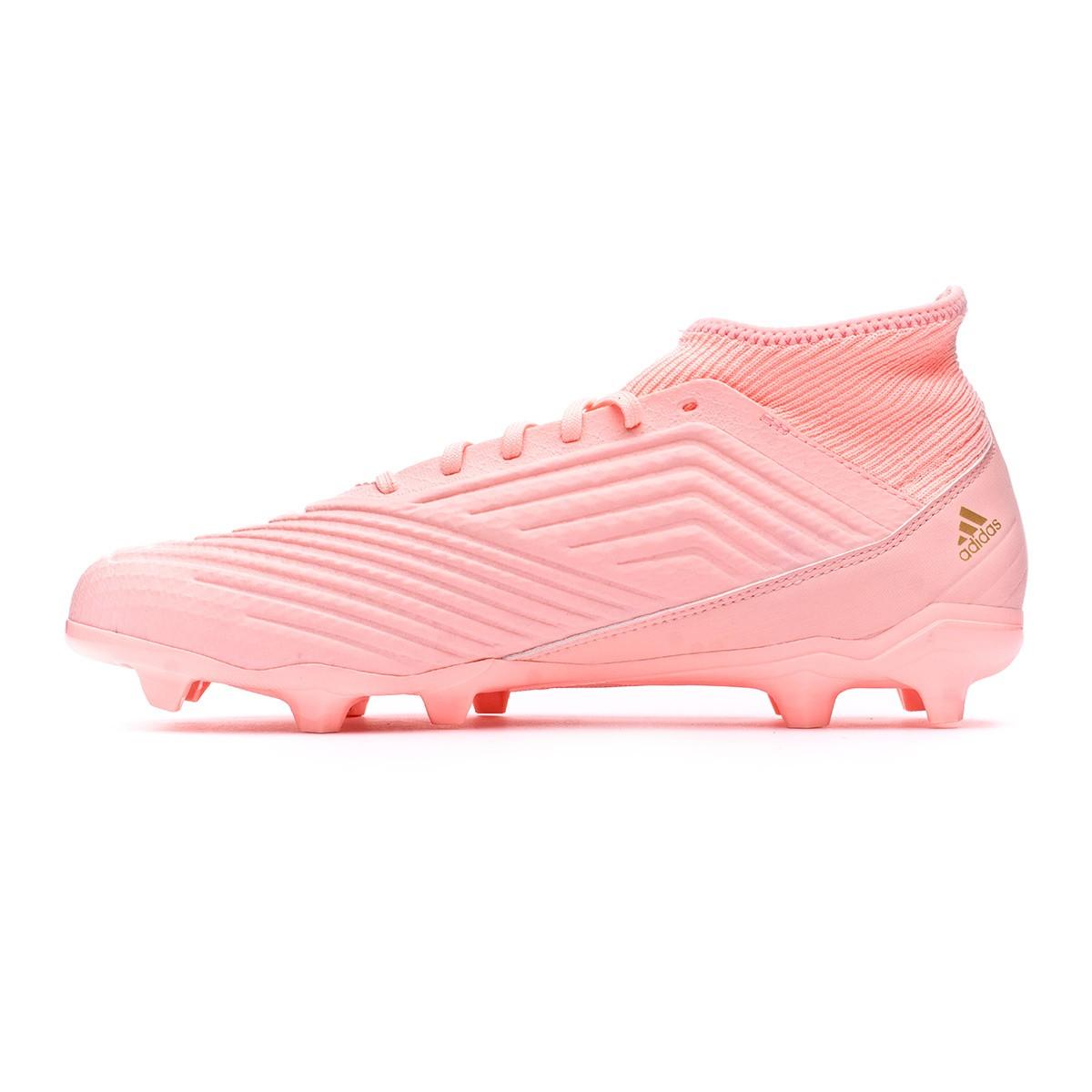 2351c64a2e Football Boots adidas Predator 18.3 FG Clear orange-Trace pink - Tienda de  fútbol Fútbol Emotion