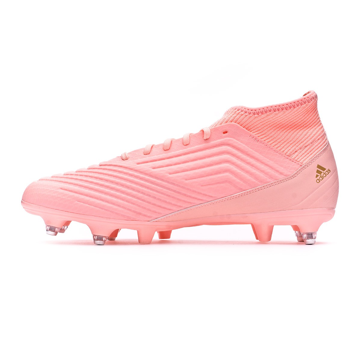 bf7f2b1e5529 Football Boots adidas Predator 18.3 SG Clear orange-Trace pink - Football  store Fútbol Emotion