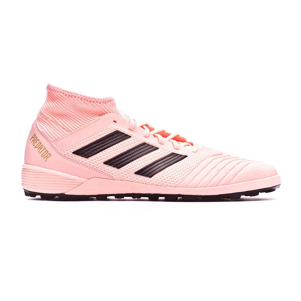 7f1c73b12020 Football Boot adidas Predator Tango 18.3 Turf Clear orange-Black-Trace pink  - Football store Fútbol Emotion