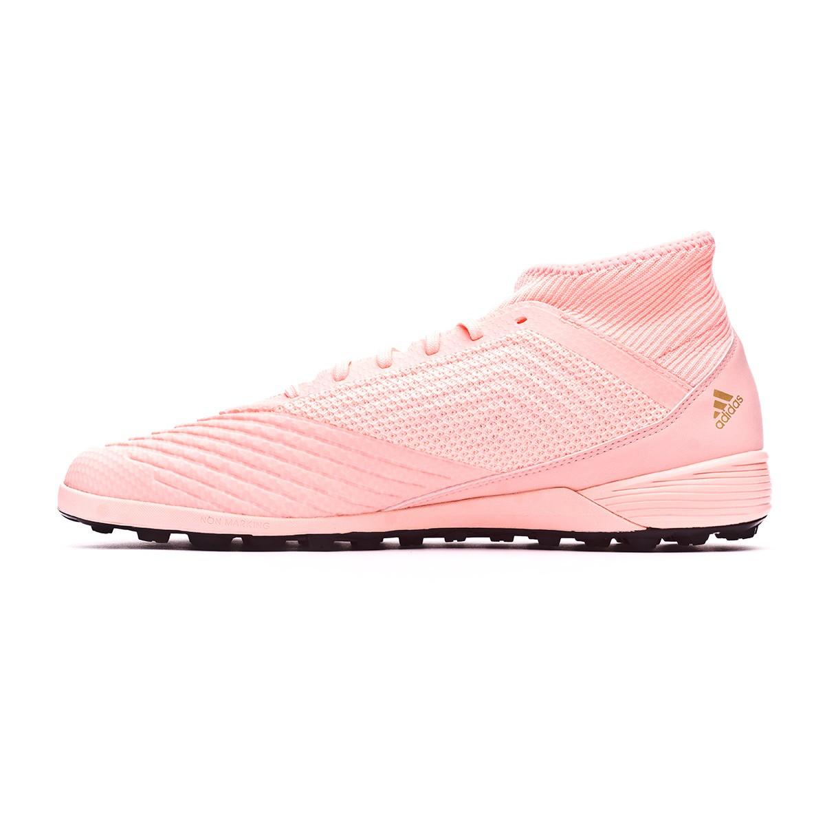 aecc81c7550d Football Boot adidas Predator Tango 18.3 Turf Clear orange-Black-Trace pink  - Tienda de fútbol Fútbol Emotion