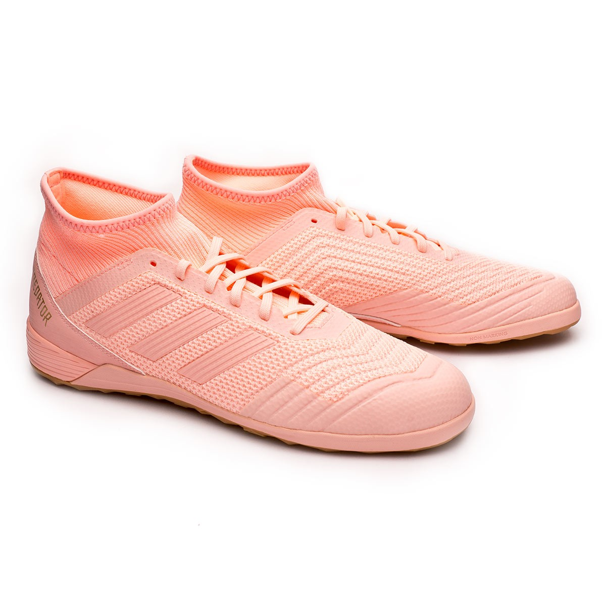 1e6689b8a29c Futsal Boot adidas Predator Tango 18.3 IN Clear orange-Gold metallic -  Football store Fútbol Emotion
