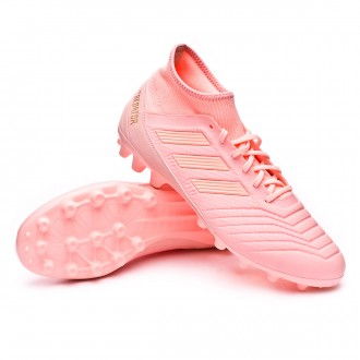 Scarpe calcio  adidas Predator 18.3 AG Clear orange-Trace pink