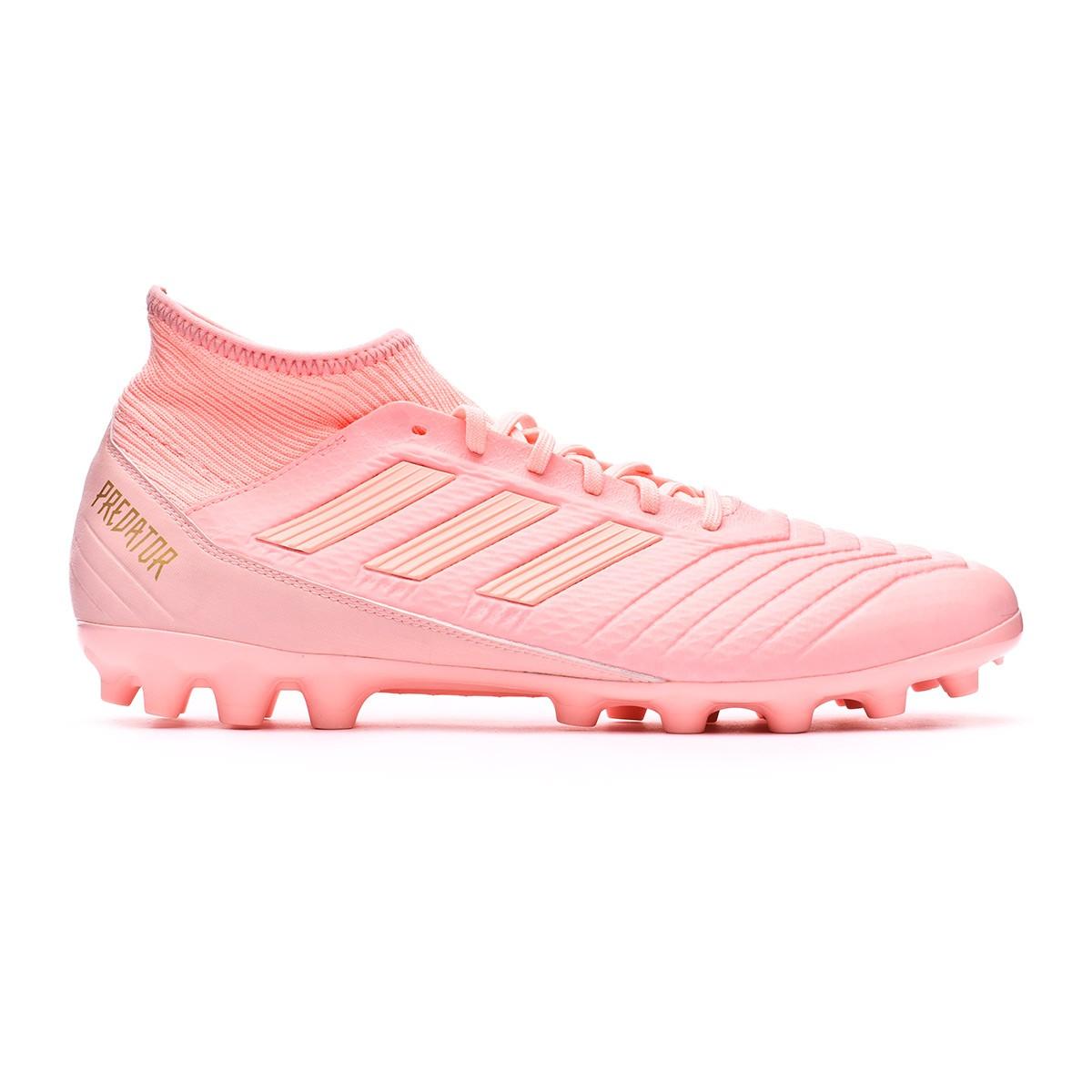 Aburrir En consecuencia espíritu  Football Boots adidas Predator 18.3 AG Clear orange-Trace pink - Football  store Fútbol Emotion