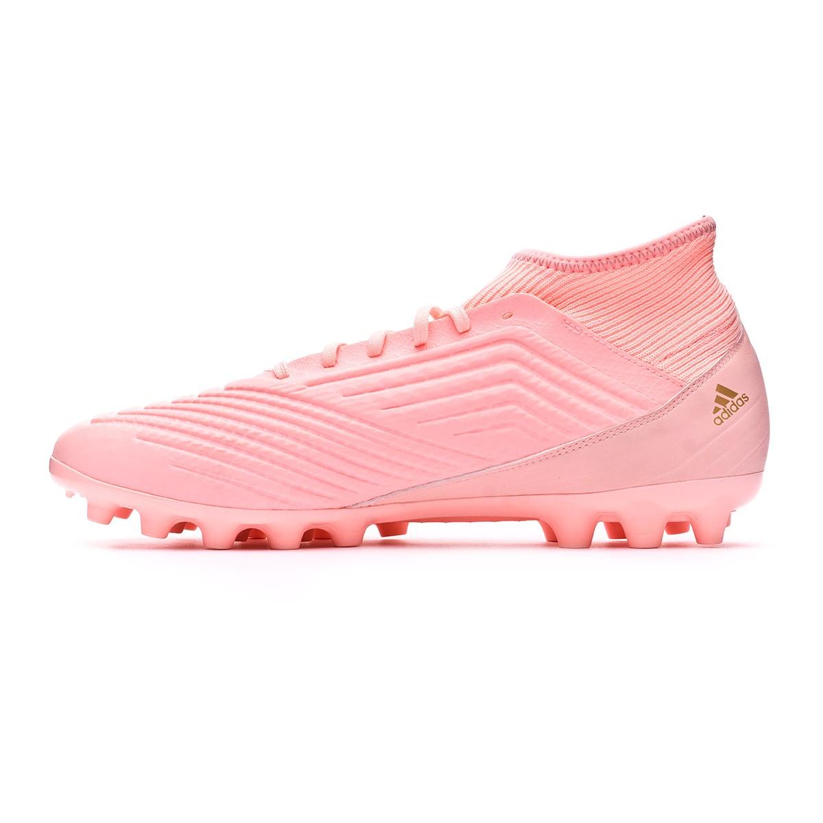 bf7a02fc289 Football Boots adidas Predator 18.3 AG Clear orange-Trace pink - Tienda de  fútbol Fútbol Emotion