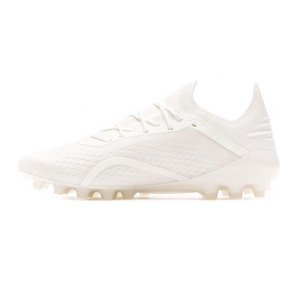 huge discount 9f3e2 98ea9 Football Boots adidas X 18.1 AG Off white-White-Core black - Football store  Fútbol Emotion