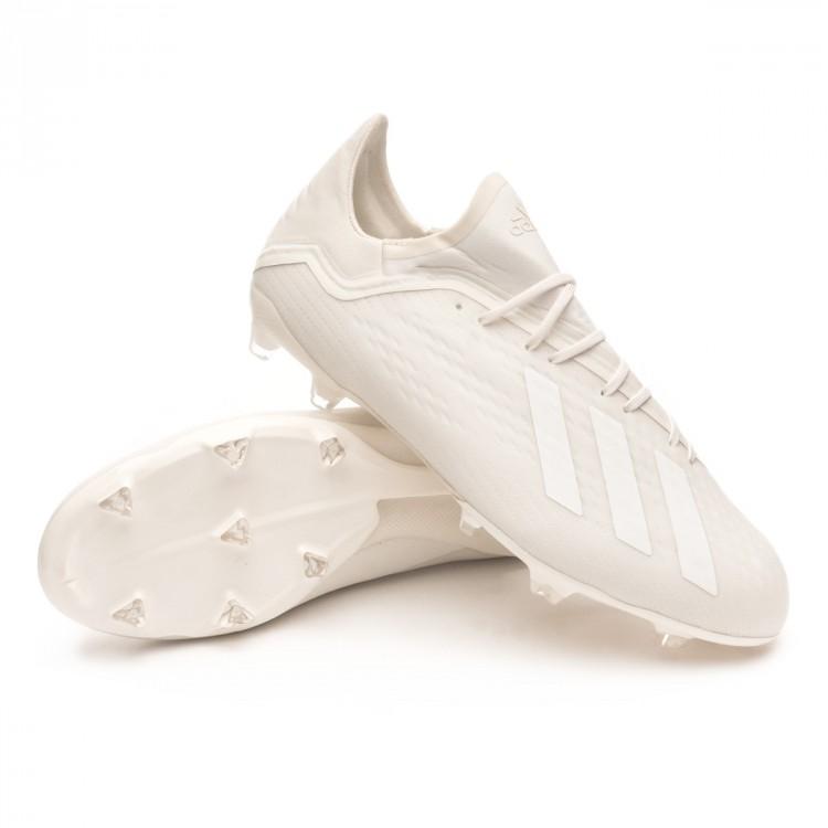 the latest 9e580 b07ca bota-adidas-x-18.2-fg-off-white-white-