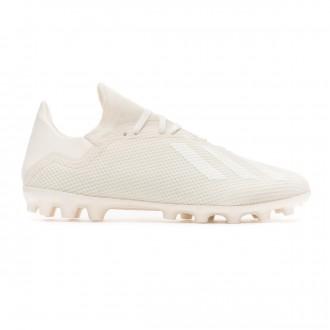 Bota  adidas X 18.3 AG Off white-White-Core black