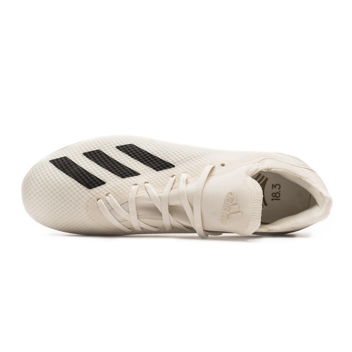ac784c96b Football Boot adidas X Tango 18.3 Turf Off white-Core black-White - Football  store Fútbol Emotion