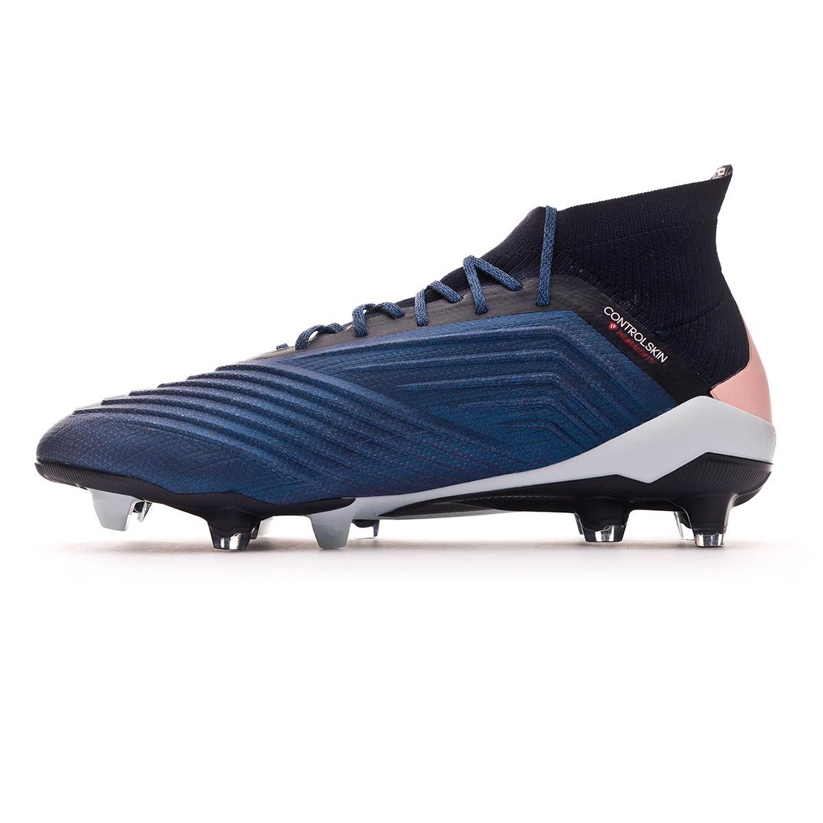wholesale dealer 1ef6d b4d9d Bota de fútbol adidas Predator 18.1 FG Trace blue-Legend ink-Clear orange -  Soloporteros es ahora Fútbol Emotion