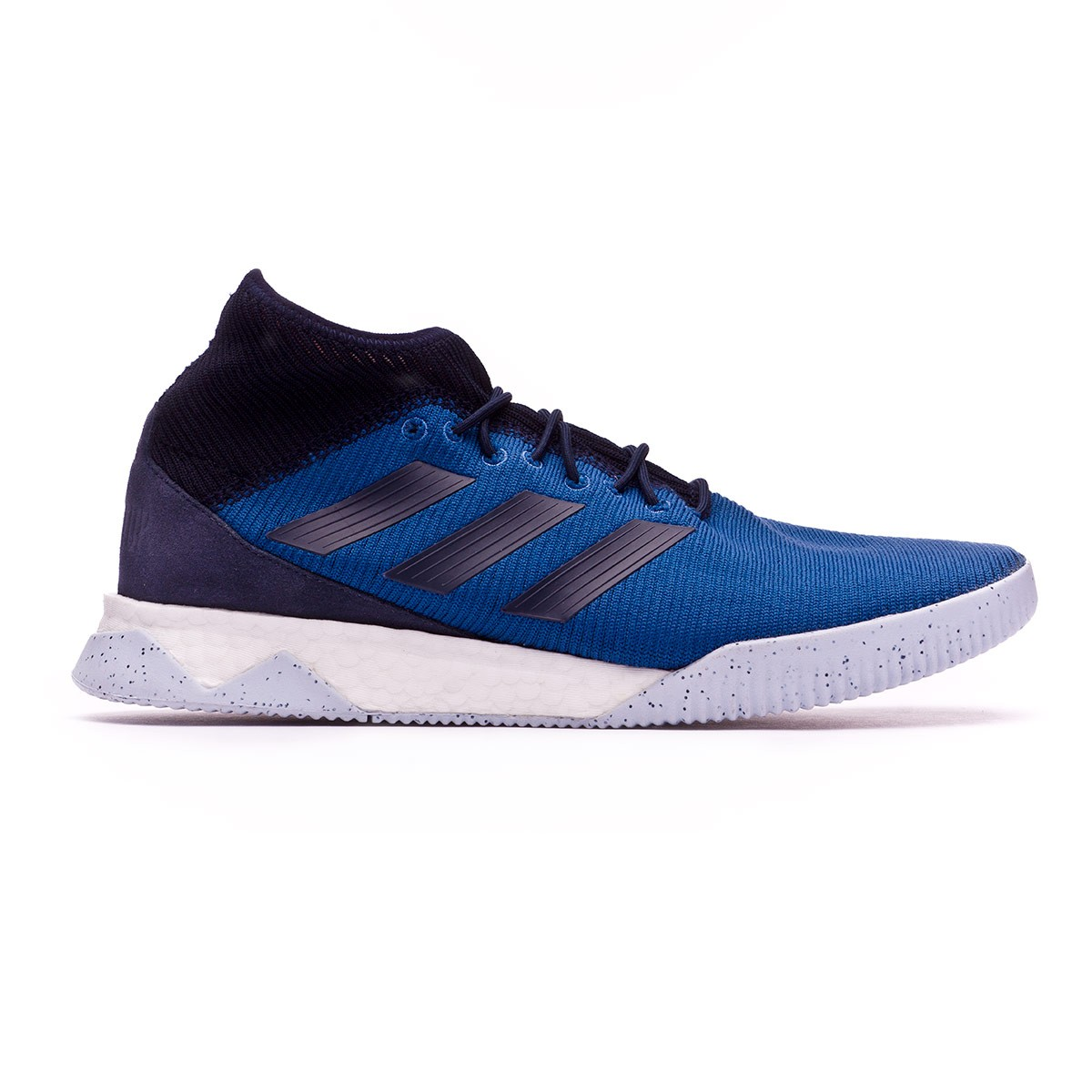 63f5649d129f69 Trainers adidas Predator Tango 18.1 TR Trace blue-Legend ink-Clear orange -  Soloporteros es ahora Fútbol Emotion