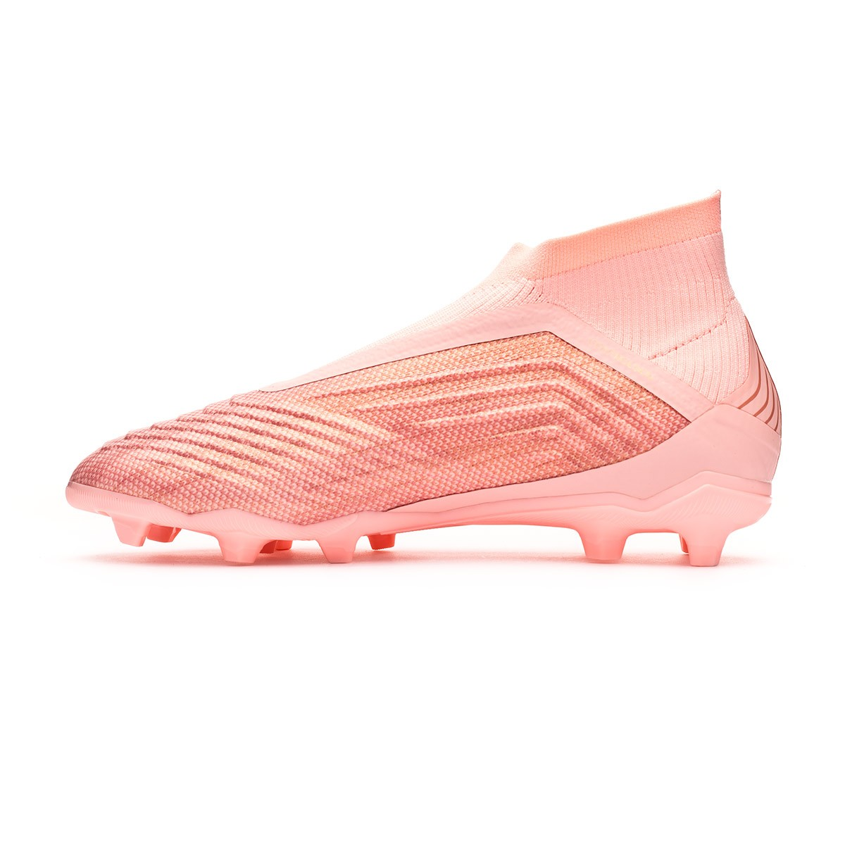 best sneakers a0f81 ea610 Boot adidas Kids Predator 18+ FG Clear orange-Trace pink - Tienda de fútbol  Fútbol Emotion