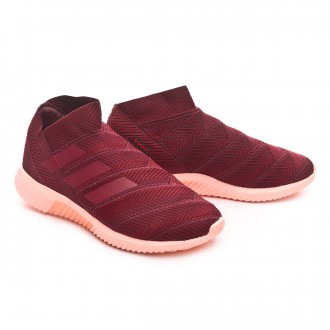 Zapatilla  adidas Nemeziz Tango 18.1 TR Maroon-Collegiate burgundy-Clear orange