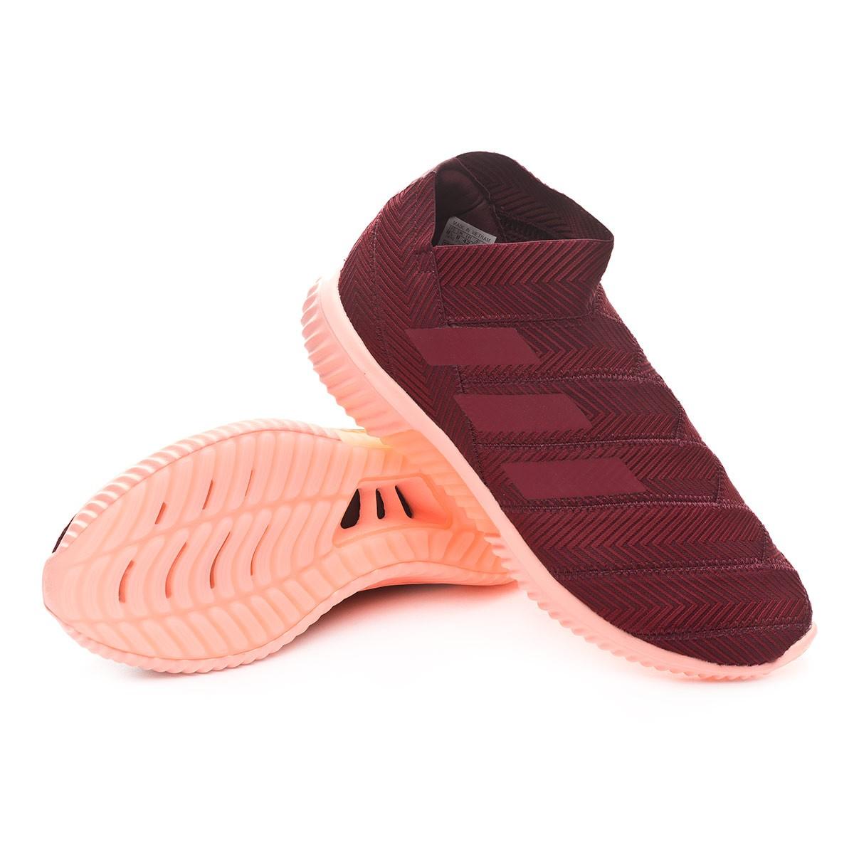 e53433c45 Trainers adidas Nemeziz Tango 18.1 TR Maroon-Collegiate burgundy-Clear  orange - Football store Fútbol Emotion