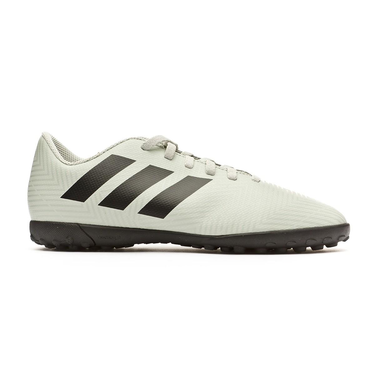 0a5db58b3115f Tenis adidas Nemeziz Tango 18.4 Turf Niño Ash silver-Core black-White tint  - Tienda de fútbol Fútbol Emotion