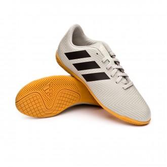 Futsal Boot  adidas Kids Nemeziz Tango 18.4 IN Ash silver-White tint