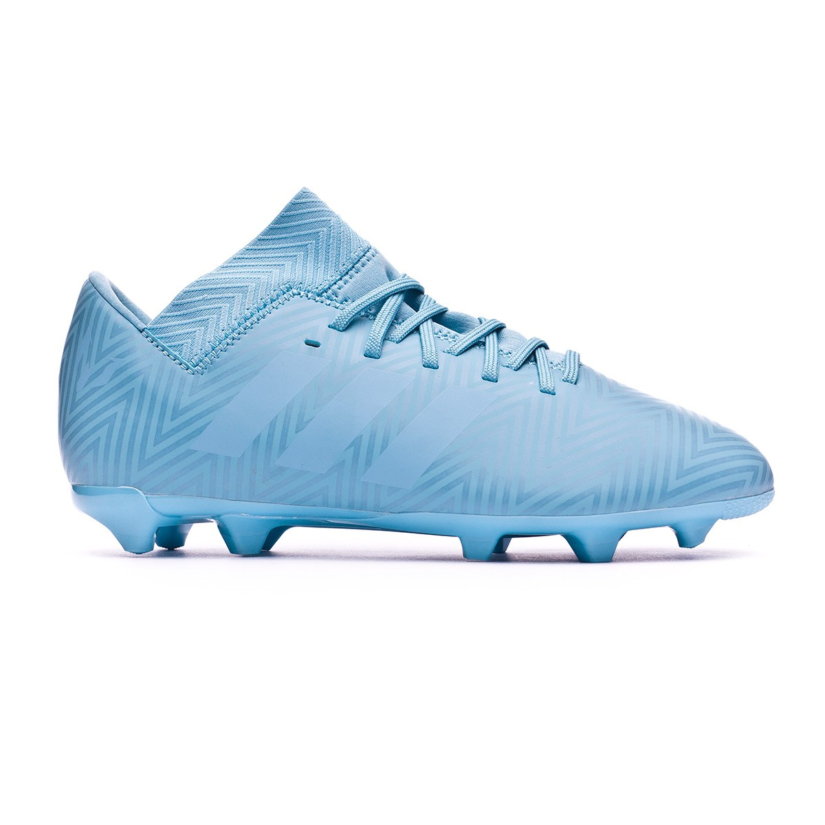 lowest price f7ada 9599f Football Boots adidas Kids Nemeziz Messi 18.3 FG Ash blue-Raw grey - Tienda  de fútbol Fútbol Emotion
