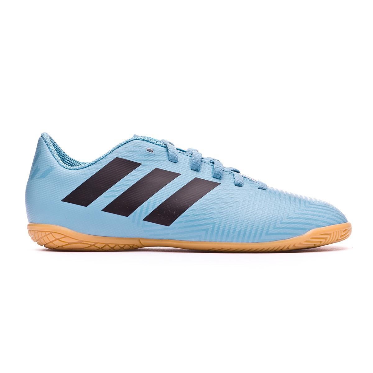 Sapatilha de Futsal adidas Nemeziz Messi Tango 18.4 IN Crianças