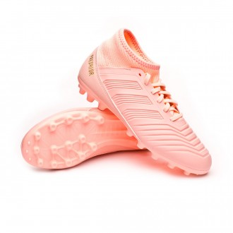 f5f2d8ea1ada Boot adidas Kids Predator 18.3 AG Clear orange-Trace pink