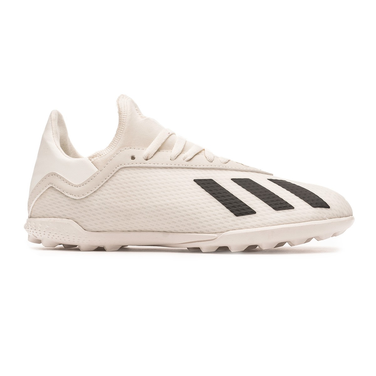 ceb319230 Football Boot adidas Kids X Tango 18.3 Turf Off white-White-Core black - Football  store Fútbol Emotion