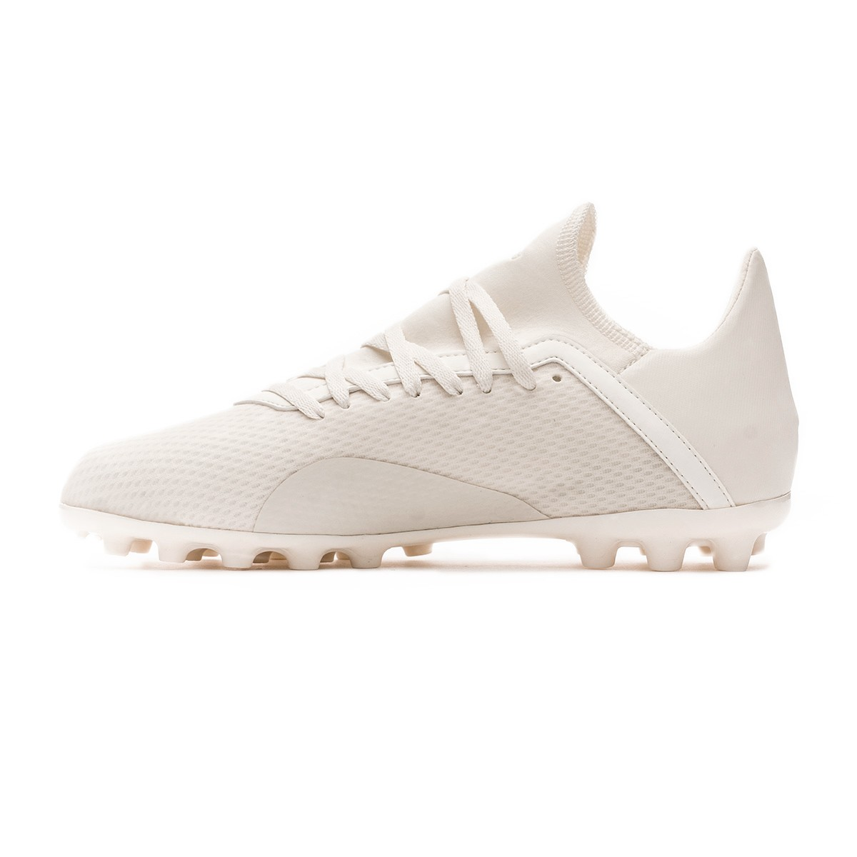 newest collection dcc35 542ca Boot adidas Kids X 18.3 AG Off white - Leaked soccer