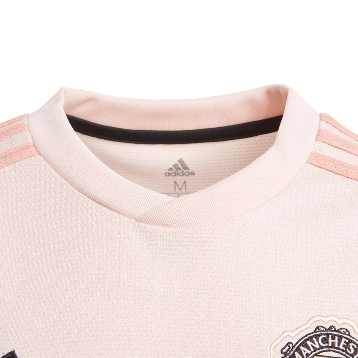 59301cba7 Jersey adidas Kids Manchester United FC 2018-2019 Away Icey pink-Trace pink- Black - Football store Fútbol Emotion