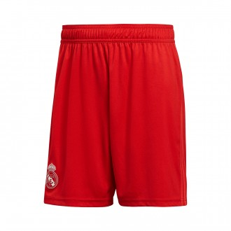 Shorts  adidas Real Madrid 2018-2019 Third Vivid red